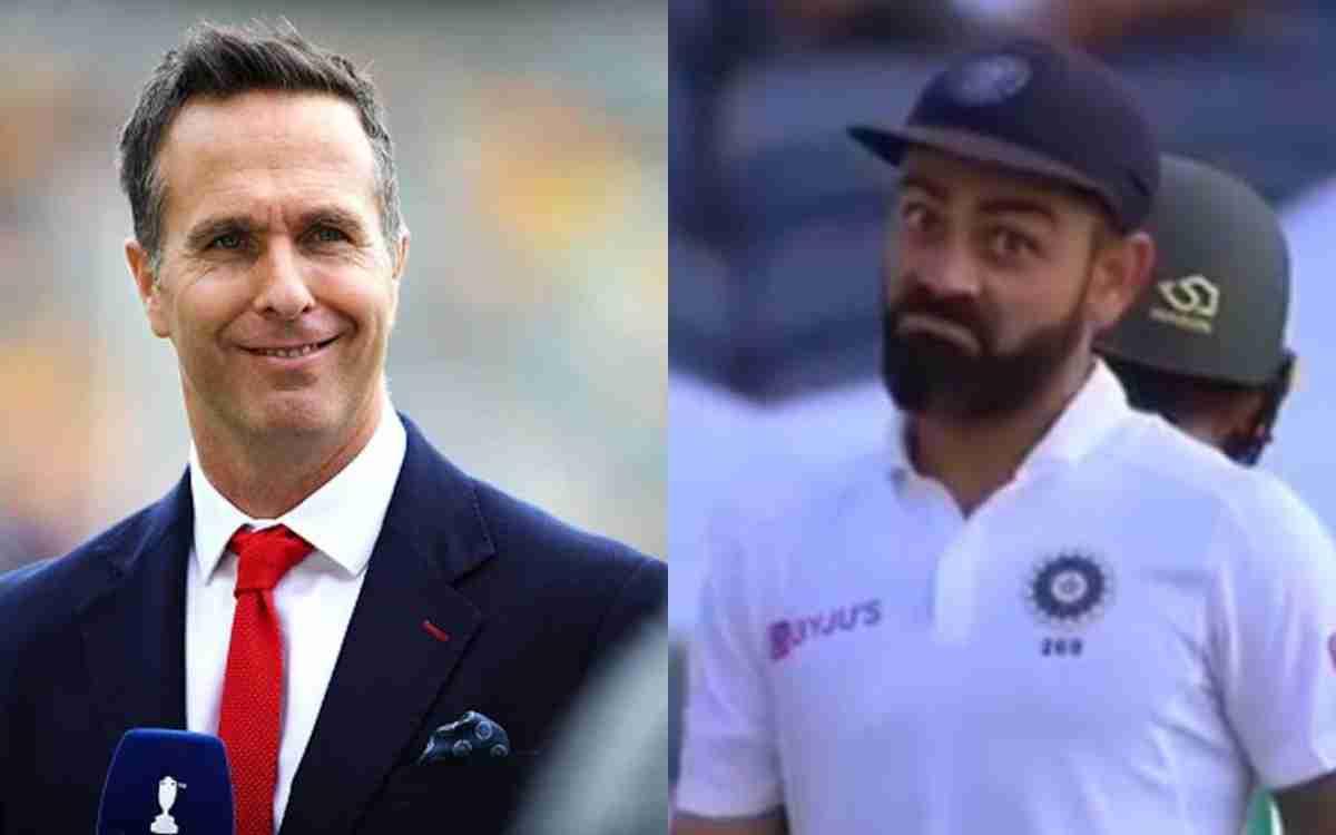 Cricket Image for माइकल वॉन ने एक बार फिर उगला ज़हर, कहा- 'अब तक न्यूज़ीलैंड की टीम चैंपियन होती',
