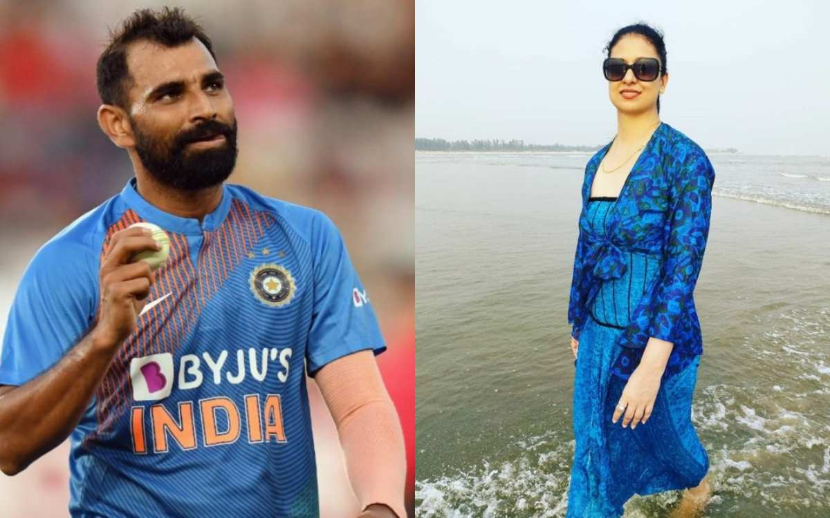 Cricket Image for Mohammed Shami Wife Hasin Jahan Troll After Her Post