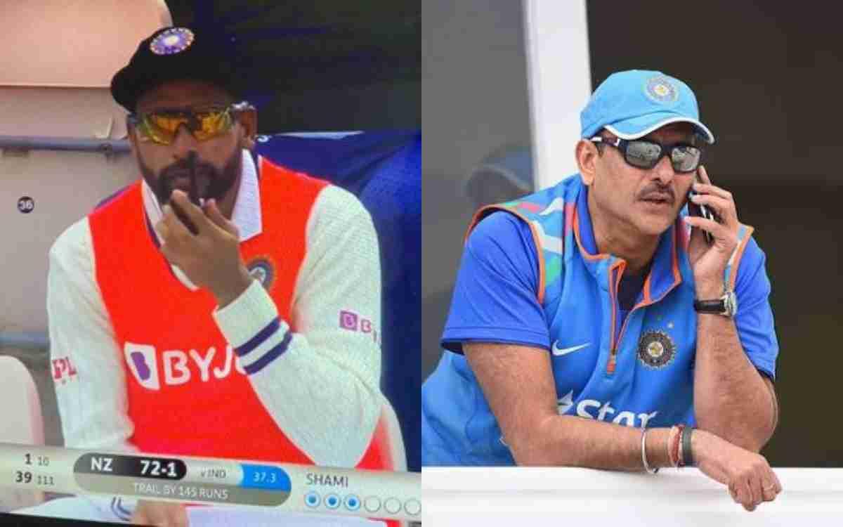 Cricket Image for 'सोडा और चखने का इंतज़ाम हो गया है', सिराज की वायरल तस्वीर पर फैंस ने बनाए मज़ेदार