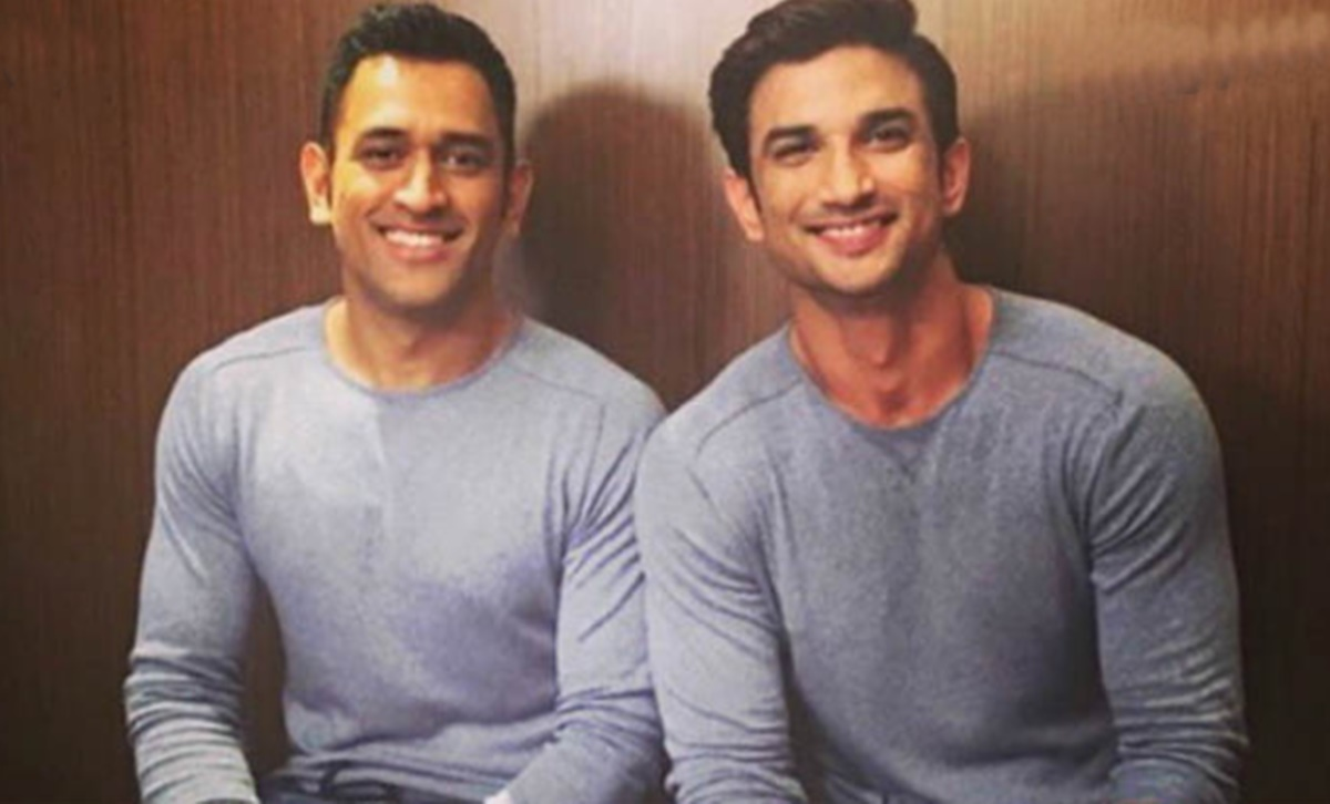 Cricket Image for Former Indian Cricketer Ms Dhoni Took 45 Crore For The Film Ms Dhoni The Untold St