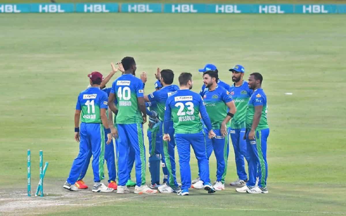 Cricket Image for Multan Sultans To Take On Peshawar Zalmi In PSL-6 Final