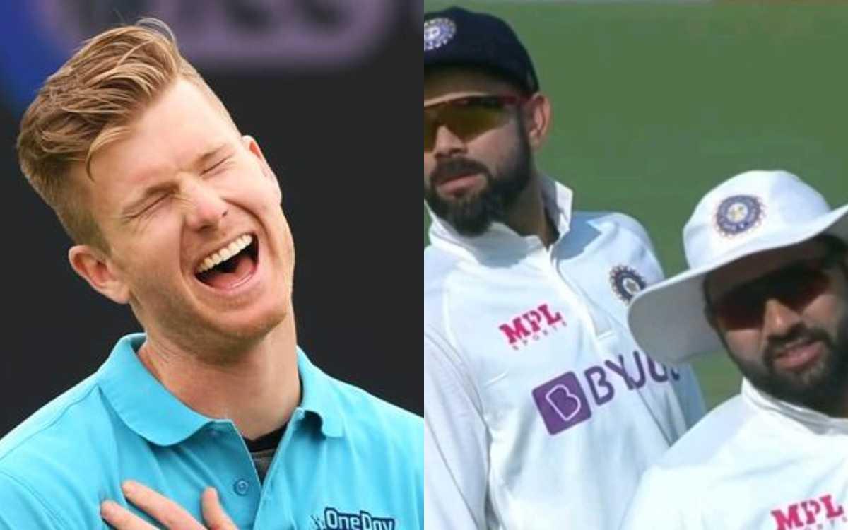 Cricket Image for जिम्मी नीशम ने उड़ाए इंडियन फैंस के होश, फेवरिट भारतीय क्रिकेटर के सवाल पर शेयर कर