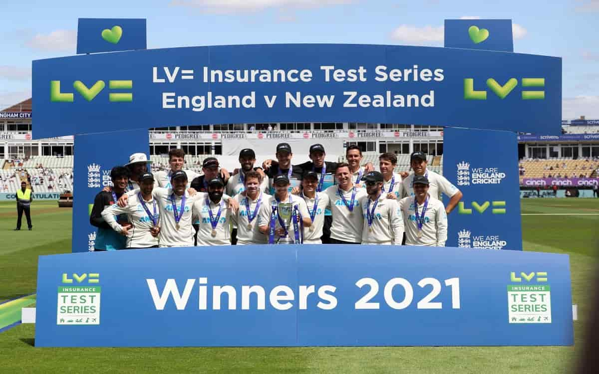 Cricket Image for New Zealand Got A Big Advantage By Defeating England To Become Number One In The I