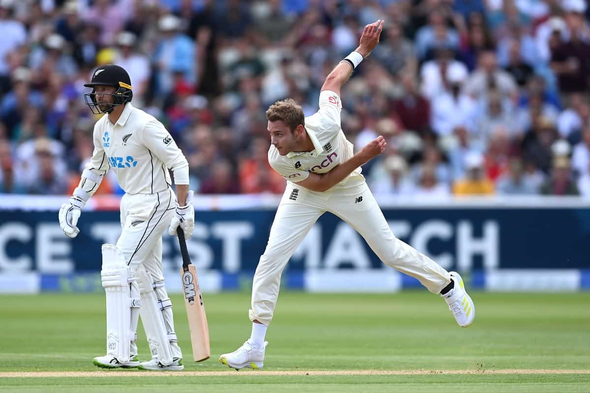ENG v NZ, 2nd Test: New Zealand Score 43/1 At Lunch After Bowling England Out For 303