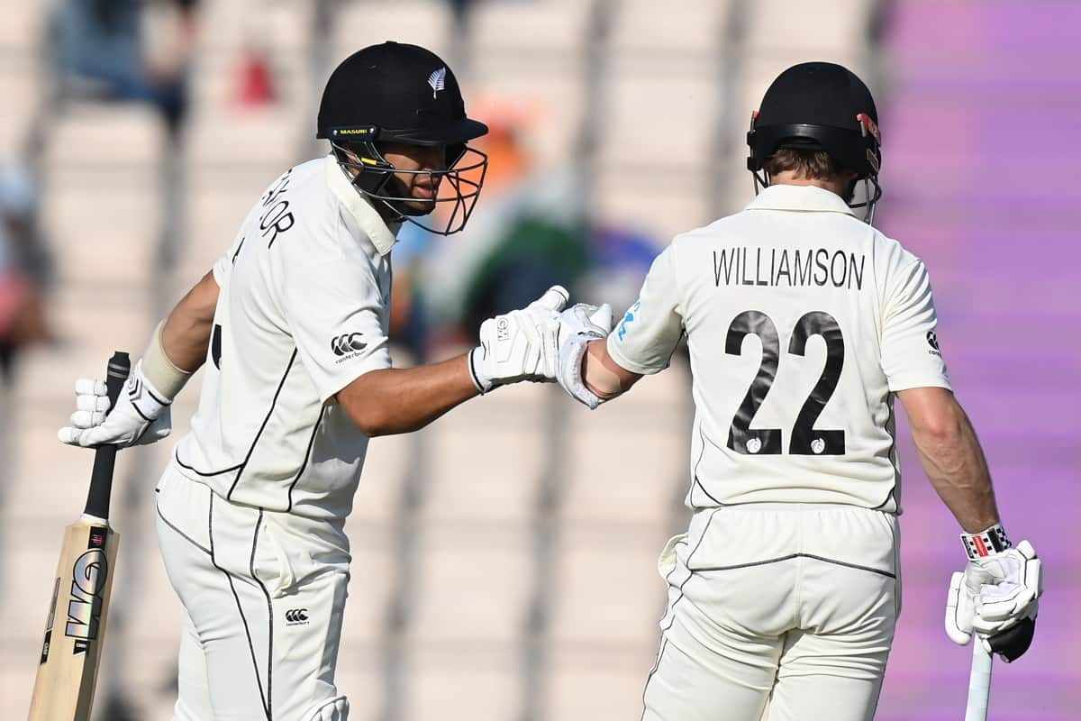 New Zealand Wins The WTC Final By 8 Wickets