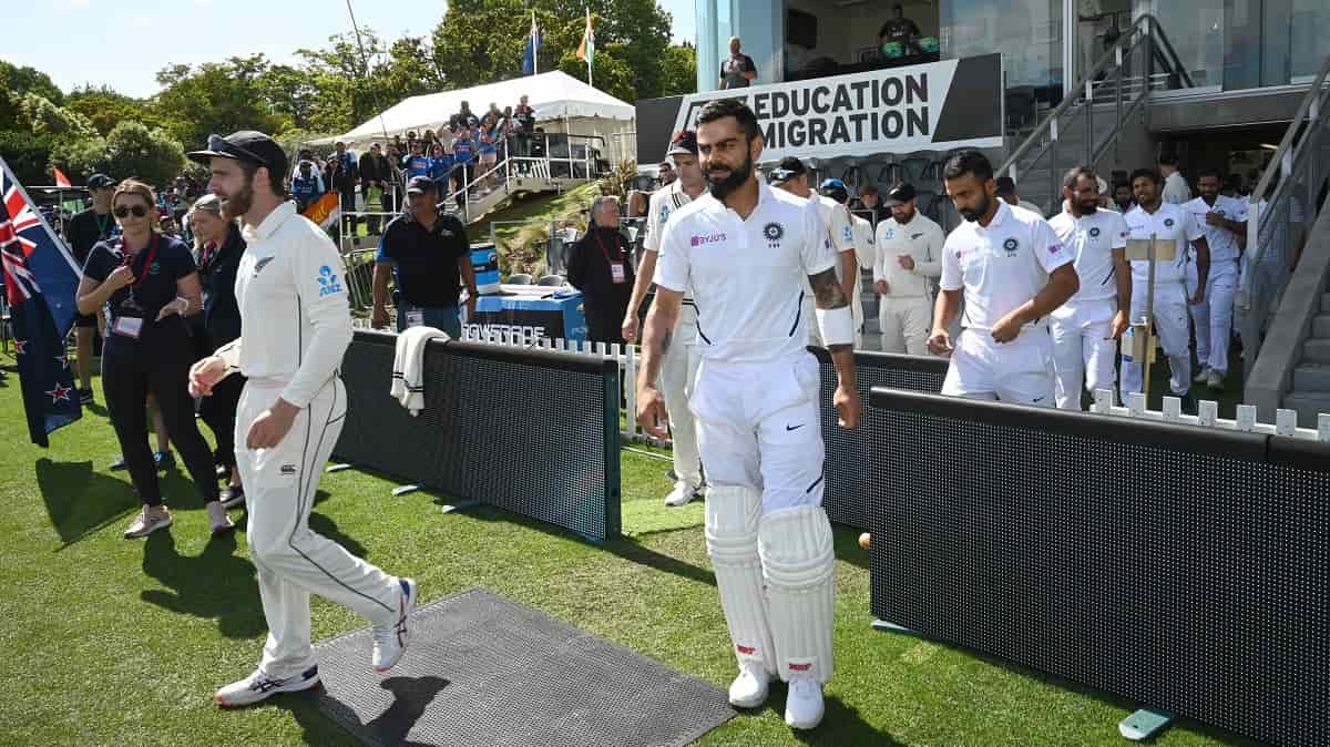Cricket Image for No Reduction In Follow-On Mark Even If First Day's Play Is Washed Out: ICC