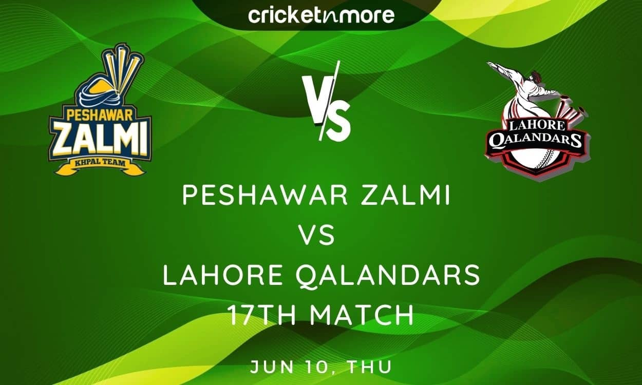 Cricket Image for Peshawar Zalmi vs Lahore Qalandars, PSL 2021 – Prediction, Fantasy XI Tips & Proba