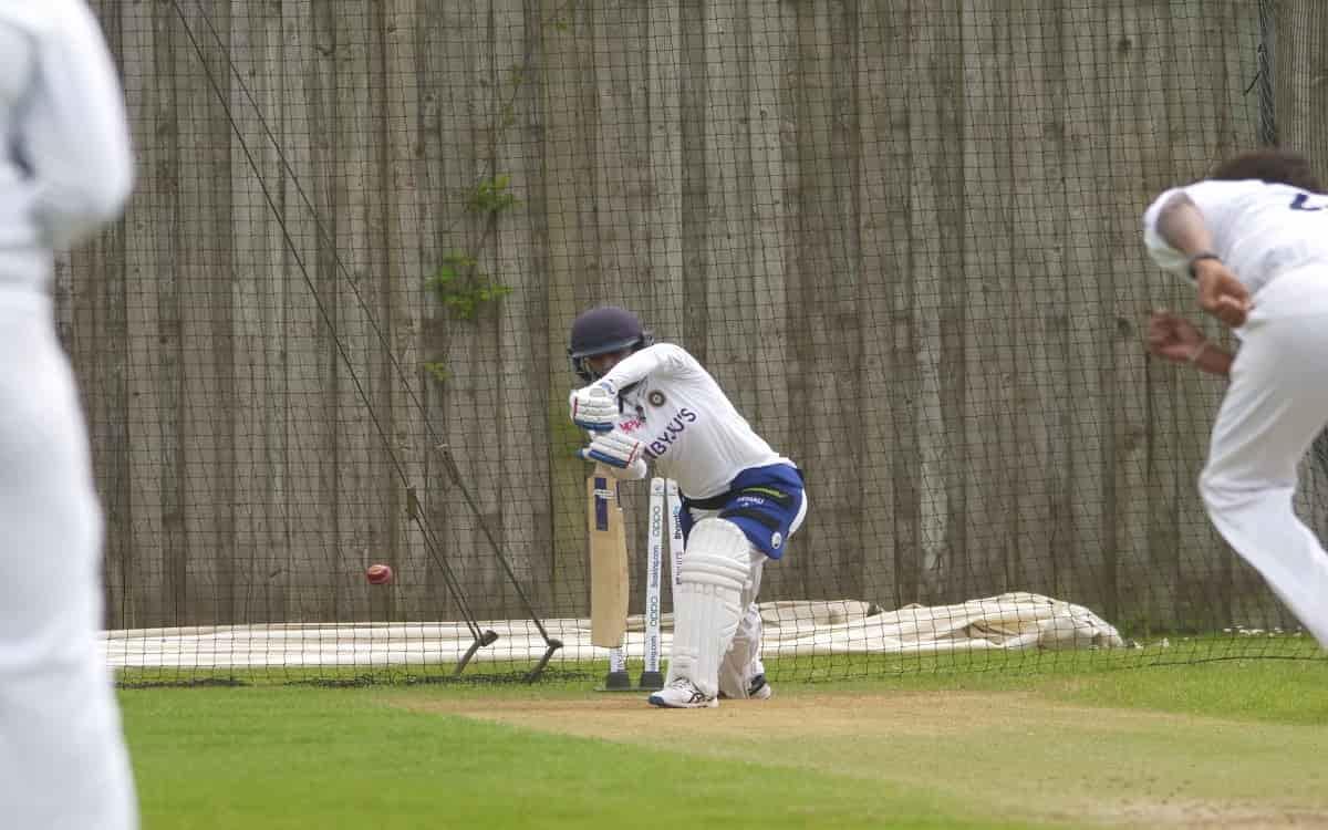 Cricket Image for इंग्लैंड से टेस्ट में टक्कर लेने के लिए भारतीय महिला टीम की तैयारी शुरू, मैदान पर