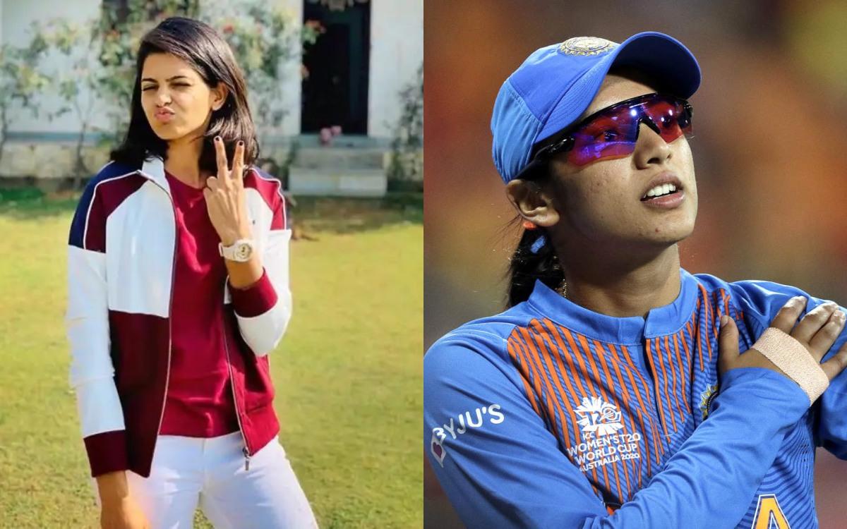 Cricket Image for खूबसूरती के मामले में स्मृति मंधाना को भी मात देती है ये भारतीय महिला क्रिकेटर, दे