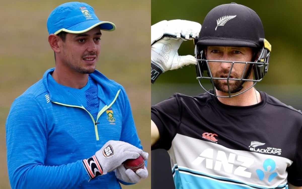 Cricket Image for The Hundred: Devon Conway, Quinton De Kock Signings Gives Southern Brave Respite