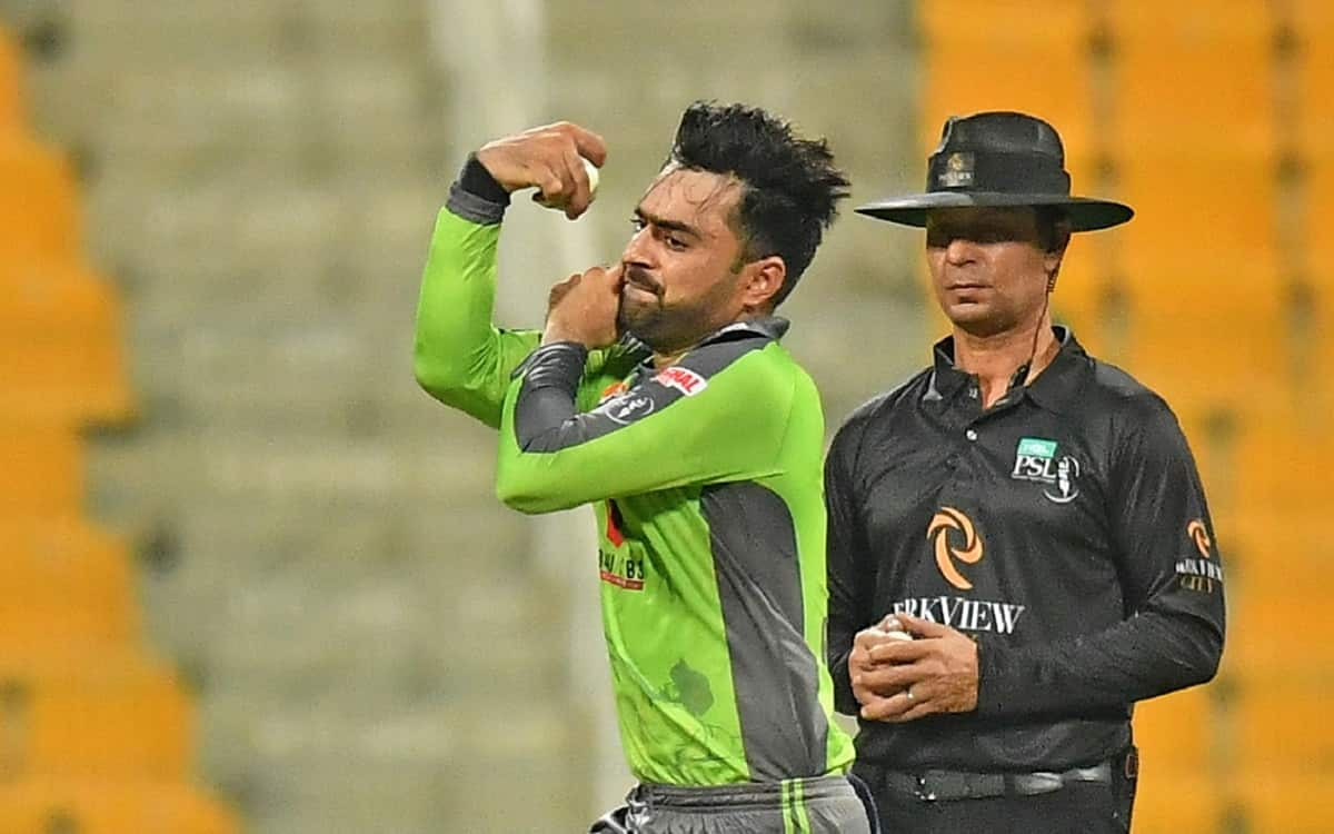 Cricket Image for Rashid Khan Continues To Improve As A T20 Cricketer