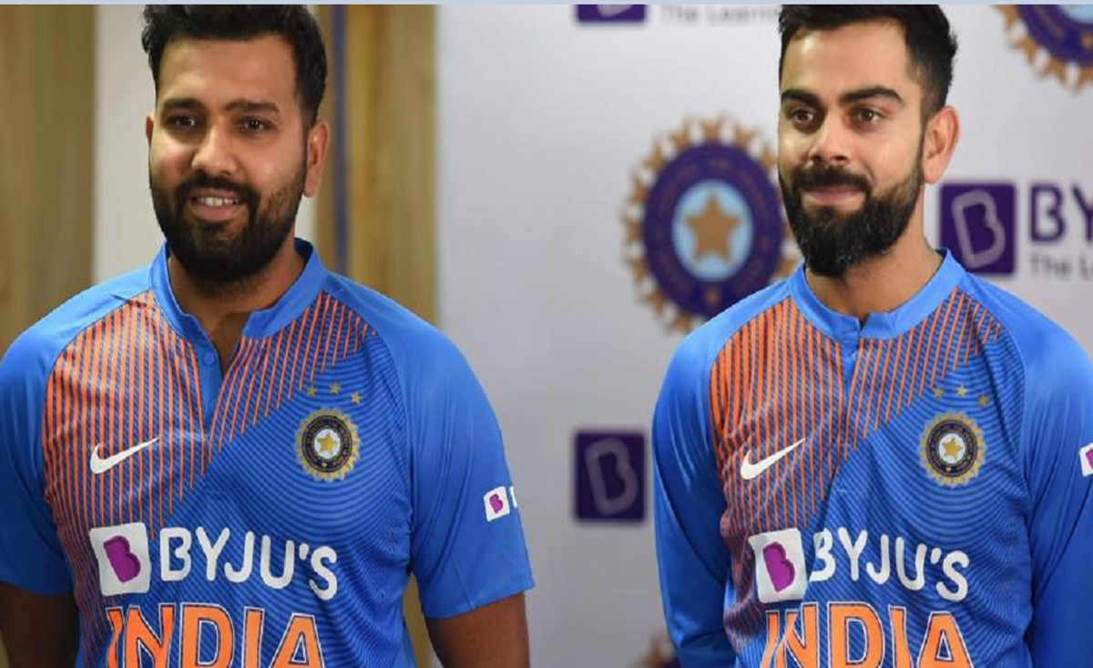 Cricket Image for Rohit Sharma Or Virat Kohli Who Is Better Batsman 4 Cricket Expert Answer