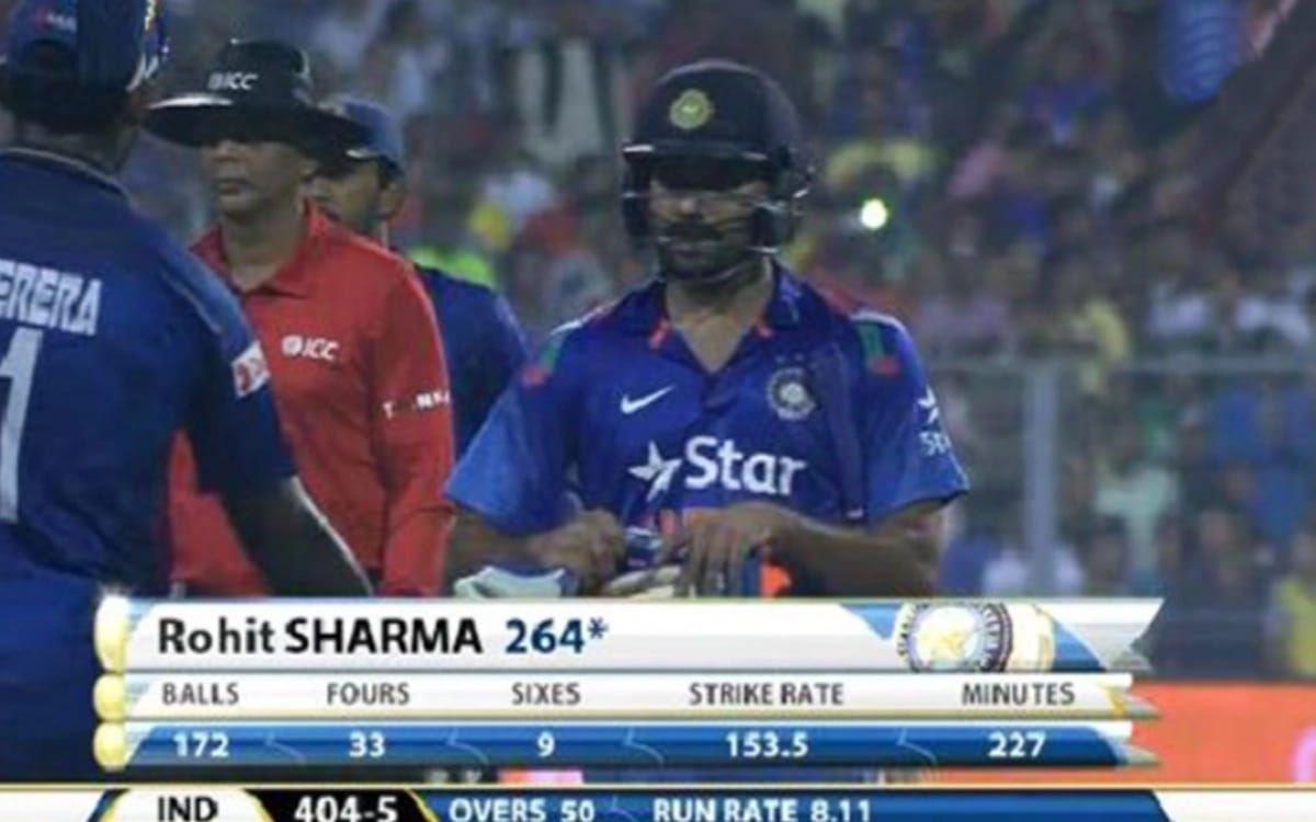 Cricket Image for 5 Batsmen Who Can Break Rohit Sharma Record Of 264 Runs
