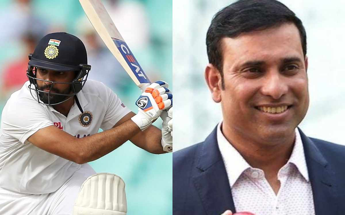 Cricket Image for Rohit Sharma needs to be wary of incoming delivery of Trent Boult: VVS Laxman