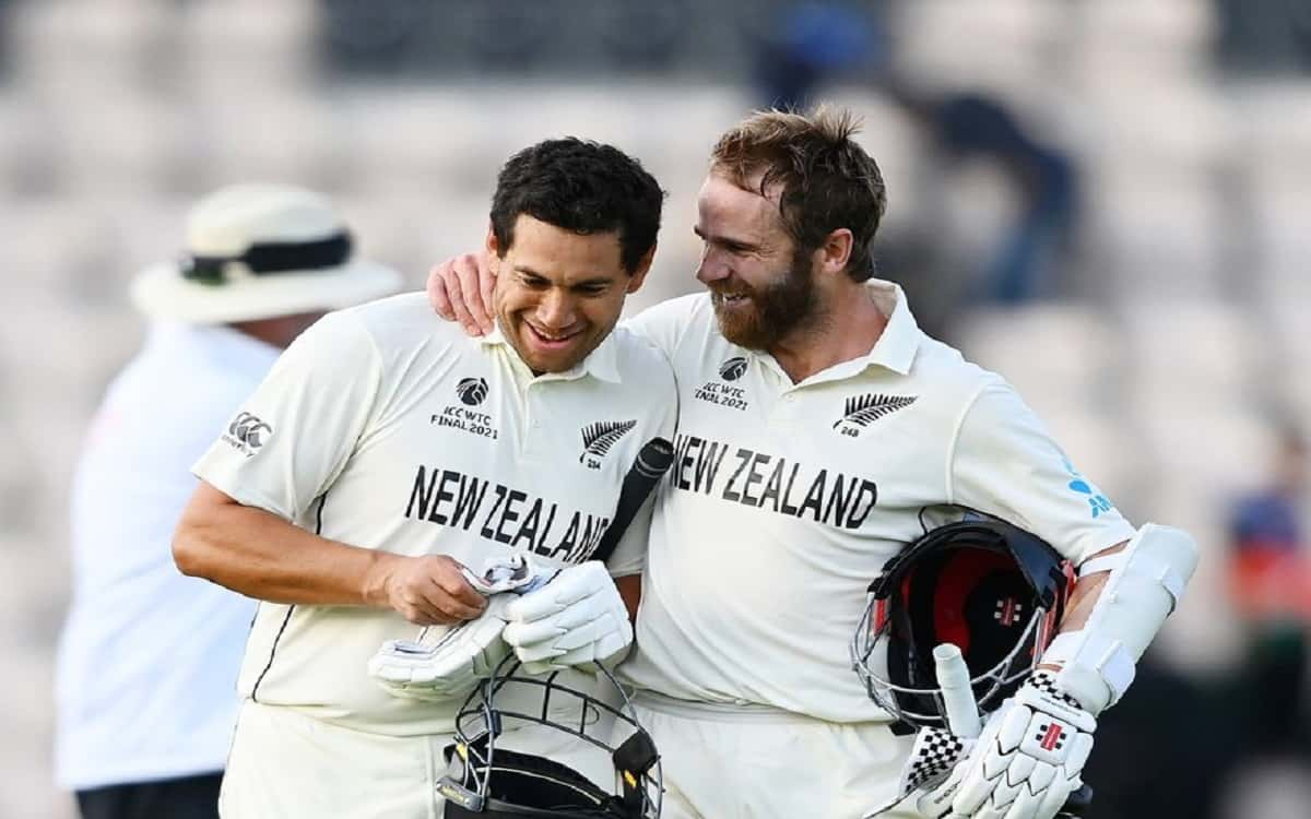 Ross Taylor calls WTC final title 'highlight' of his career after new zealand victory against india