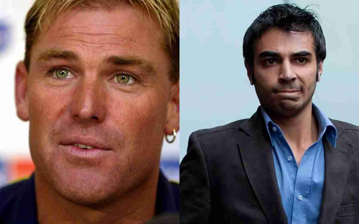 Cricket Image for 'ये भी बता दो किस स्पिनर को खिलाएं' अब पाकिस्तानी खिलाड़ी ने भी कसा शेन वॉर्न पर त