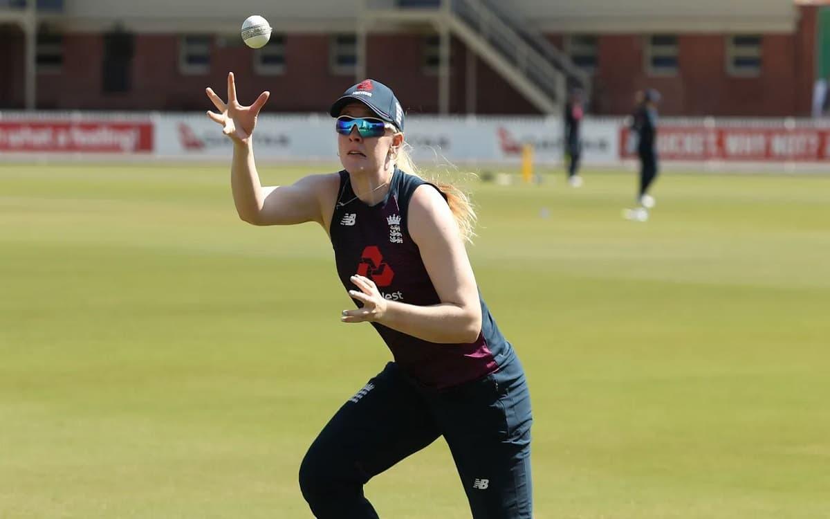 Sarah glenn and Freya Davis released from England Test team to prepare for ODI series