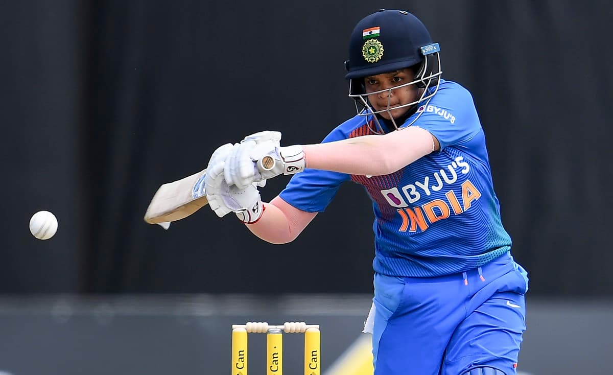 Cricket Image for Facing Haryana Men's Team Helped Shafali Verma Improve Back Foot-Game