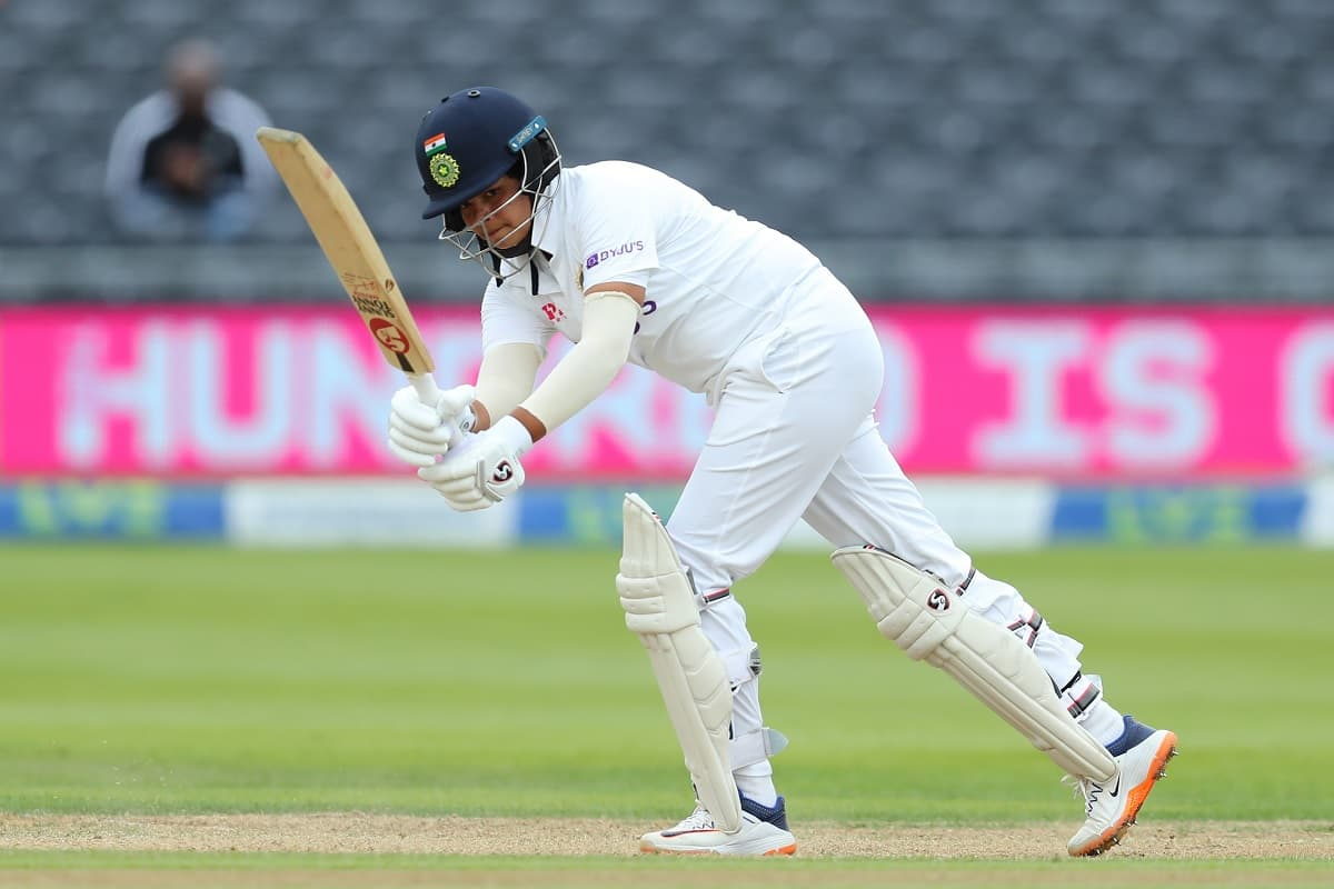Cricket Image for Shafali Verma's Father 'Not Surprised' Watching Her Make 96 On Test Debut