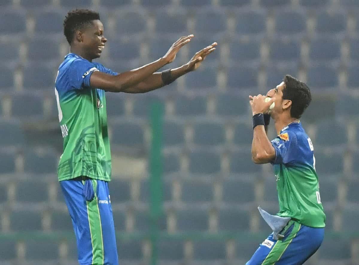 Cricket Image for PSL 2021: Shahnawaz Dhani Takes 4 As Multan Sultans Stun Lahore Qalandars