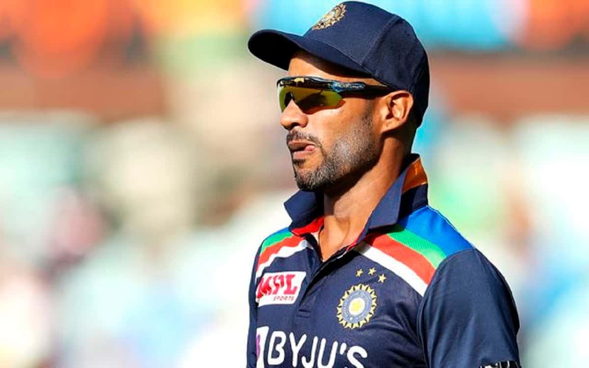 Cricket Image for Shikhar Dhawans Heart Wrenching Statement Before The Sri Lanka Tour