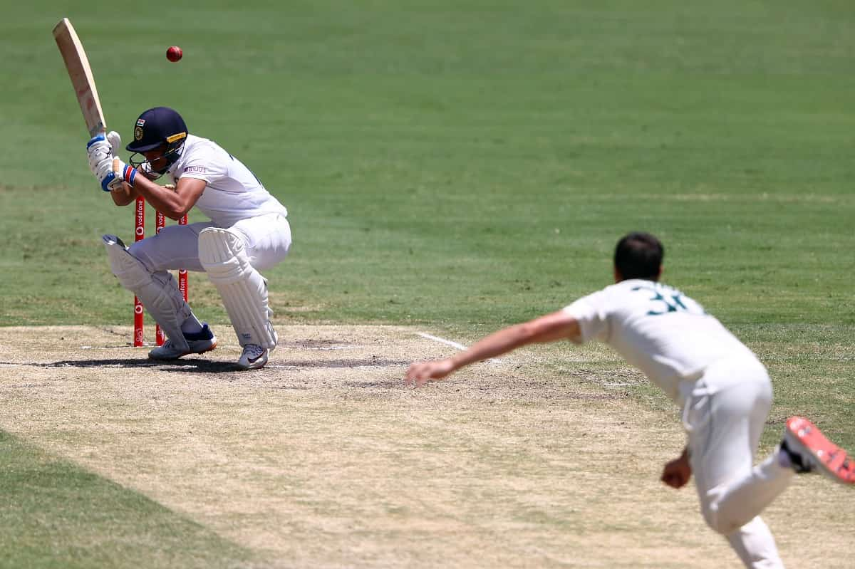 Cricket Image for 'Where Are Your Dance Moves Now?': When Cummins Sledged Gill After Bowling Barrage
