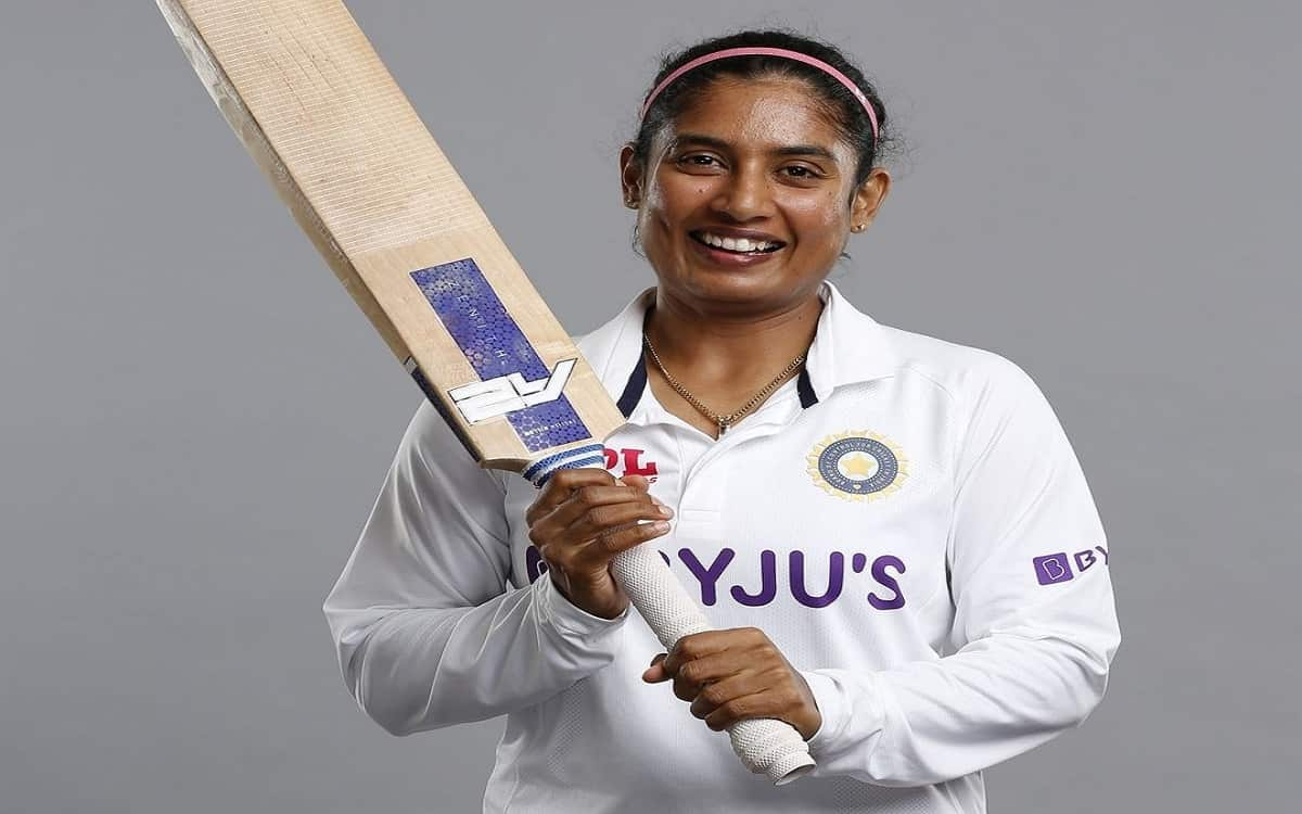 Cricket Image for Sneh Rana Did All Round Performance Because Of Domestic Season Captain Mithali Ope