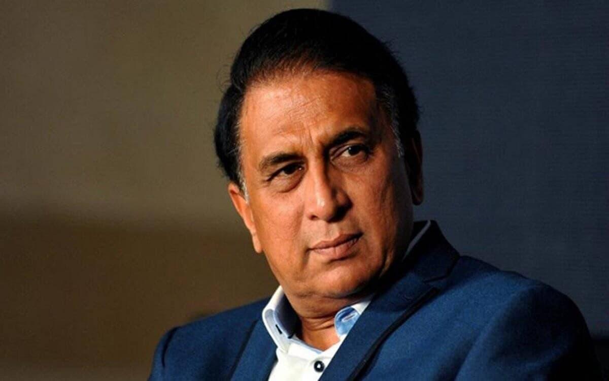 Cricket Image for Legend Sunil Gavaskar Told The Teams Big Mistake Said India Didnt Show Restraint I
