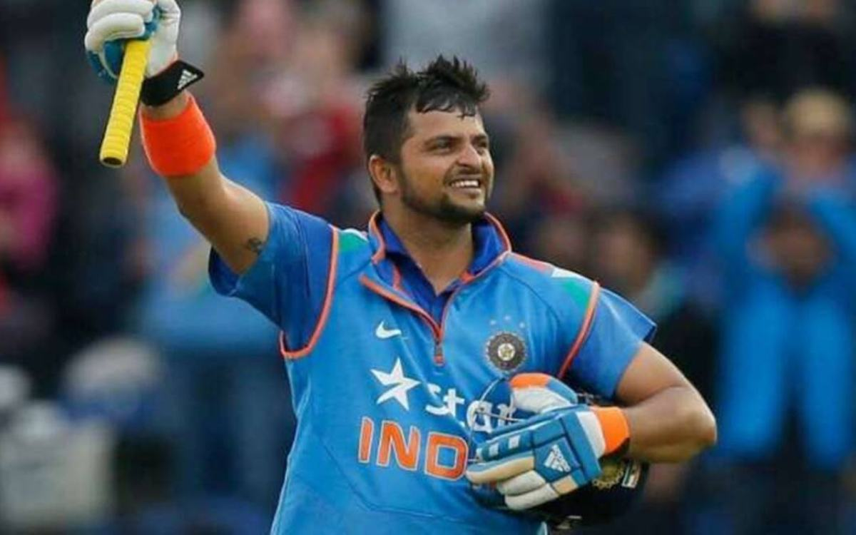 Cricket Image for Former Indian Cricketer Suresh Raina Big Statement About Ms Dhoni