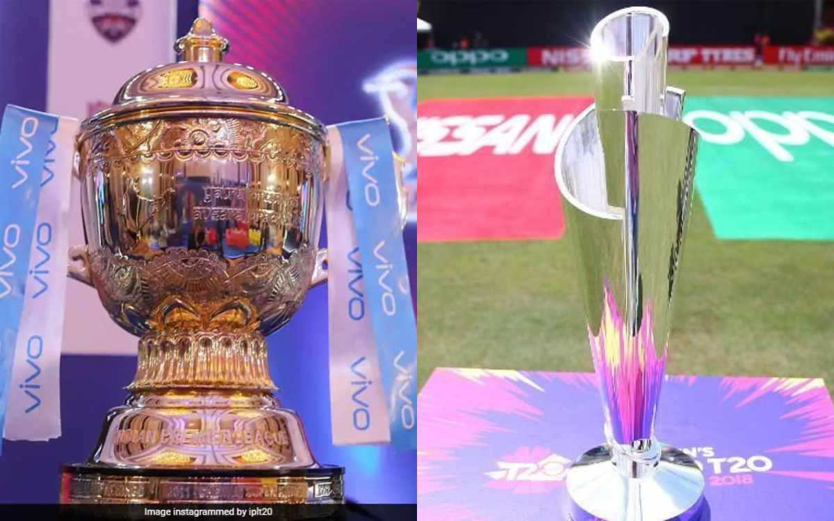 Cricket Image for 'मिठाई बांट दीजिए खुशी का माहौल है', IPL 2021 के एक दिन बाद शुरू हो जाएगा टी-20 वर