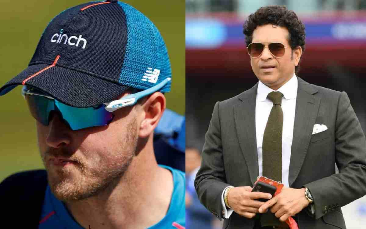Cricket Image for Tendulkar Bats For Ollie Robinson Over England Suspension For Racist Tweets