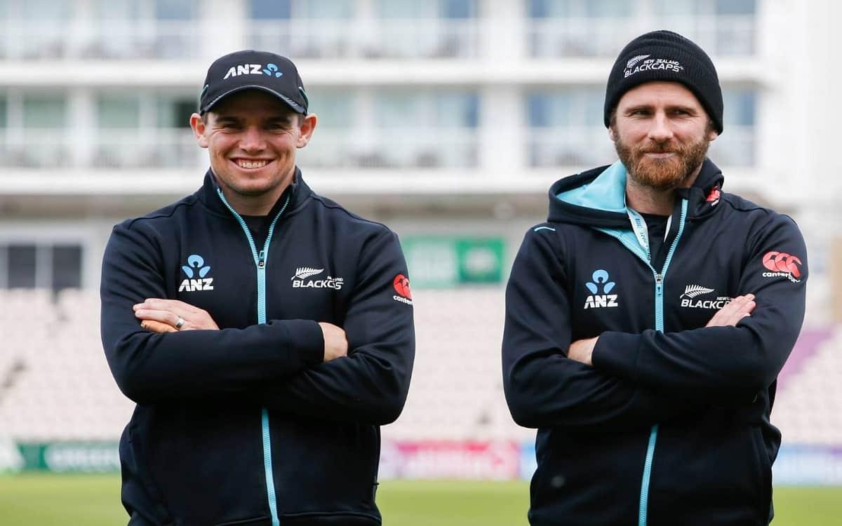 Cricket Image for विलियमसन को लेकर टॉम लाथम ने जताई उम्मीद, WTC फाइनल में मैदान पर दिख सकते है कप्ता