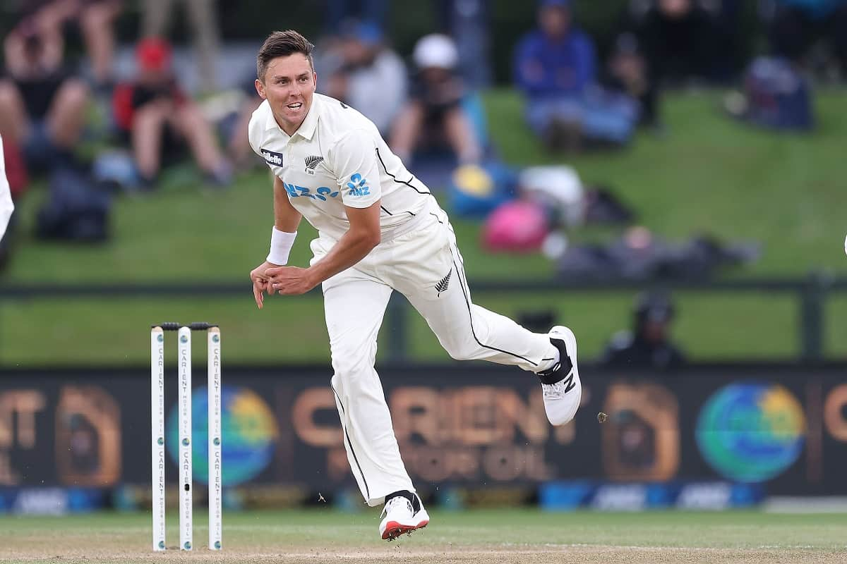 Cricket Image for Trent Boult Contradicts New Zealand Coach, Says He Will Play 2nd Test Against Engl