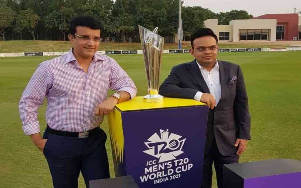 Cricket Image for The Schedule Of Icc T20 World Cup Finalise And The Event Will Be Held In Uae And O