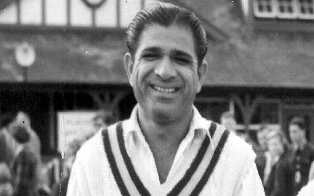Cricket Image for  Test Cricket Corridor Legend Vinoo Mankad Got A Place In Icc Hall Off Legend Allr