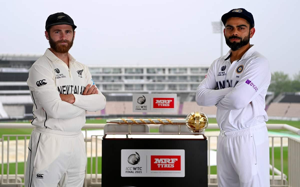 Cricket Image for New Zealand Has Managed To Compete Directly With India In Icc Tournaments See What