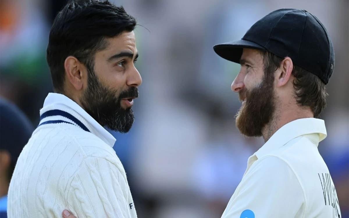 Cricket Image for विलियमसन ने कोहली को बताया अपना अच्छा दोस्त, दोनों कप्तान लेते है इस रिश्ते का भरप