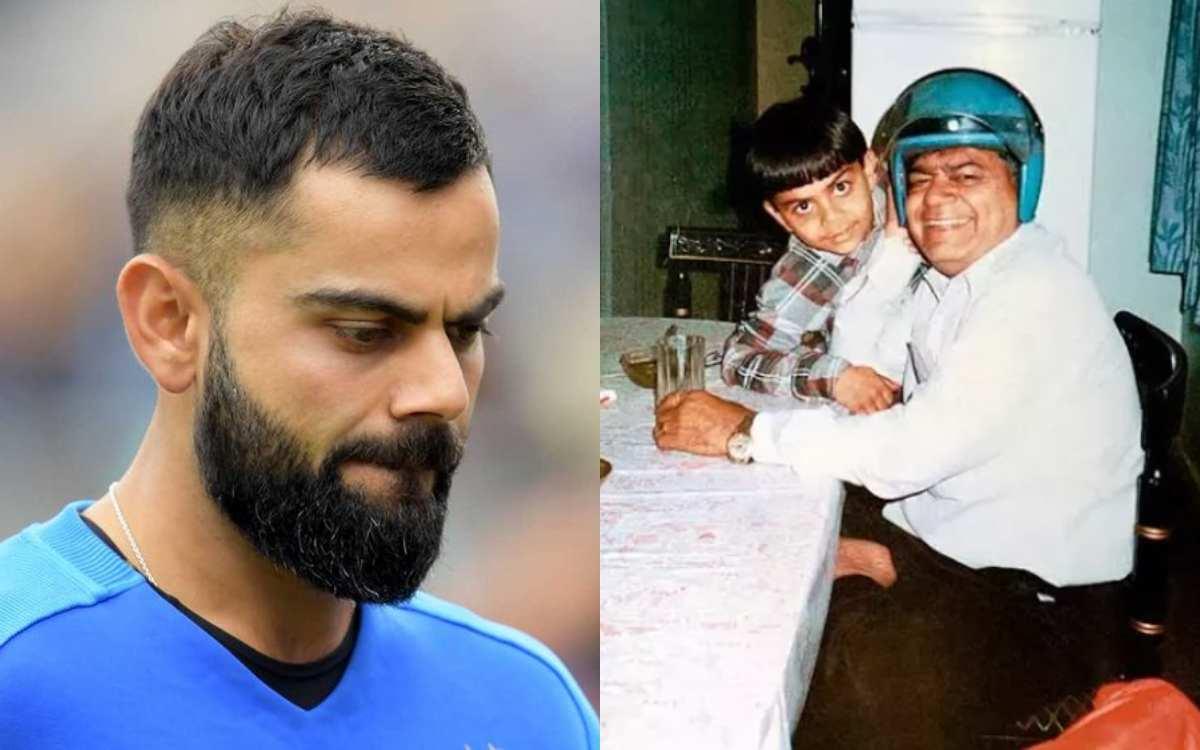 Cricket Image for Virat Kohli Talks About His Father Prem Kohli Death Incident