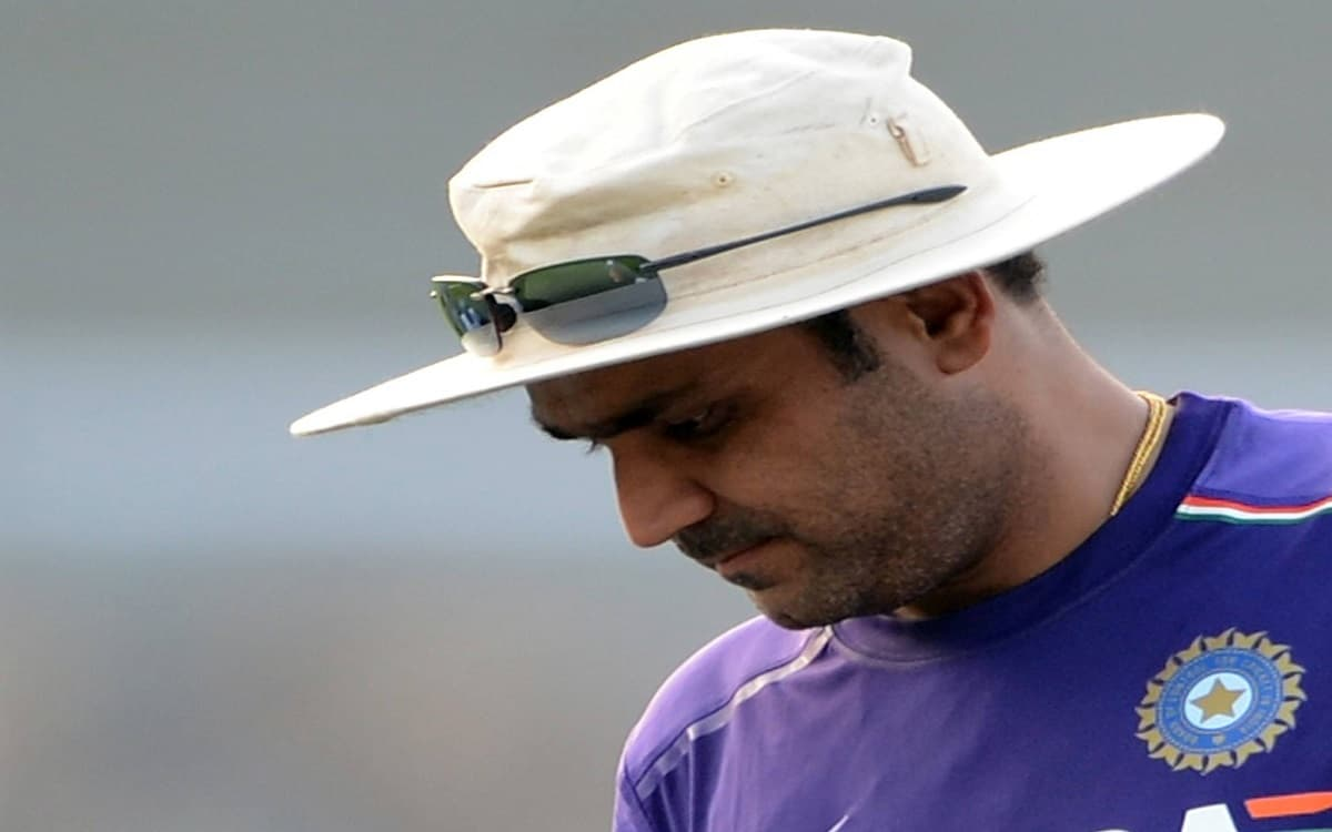 Cricket Image for Virender Sehwag Expressed Disappointment Over Indias Defeat In The Wtc Final By Sh