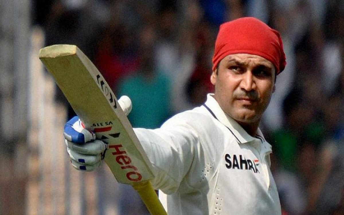 Cricket Image for 3 Indian Batsmen Who Can Break Virender Sehwag Record Of 319 Runs