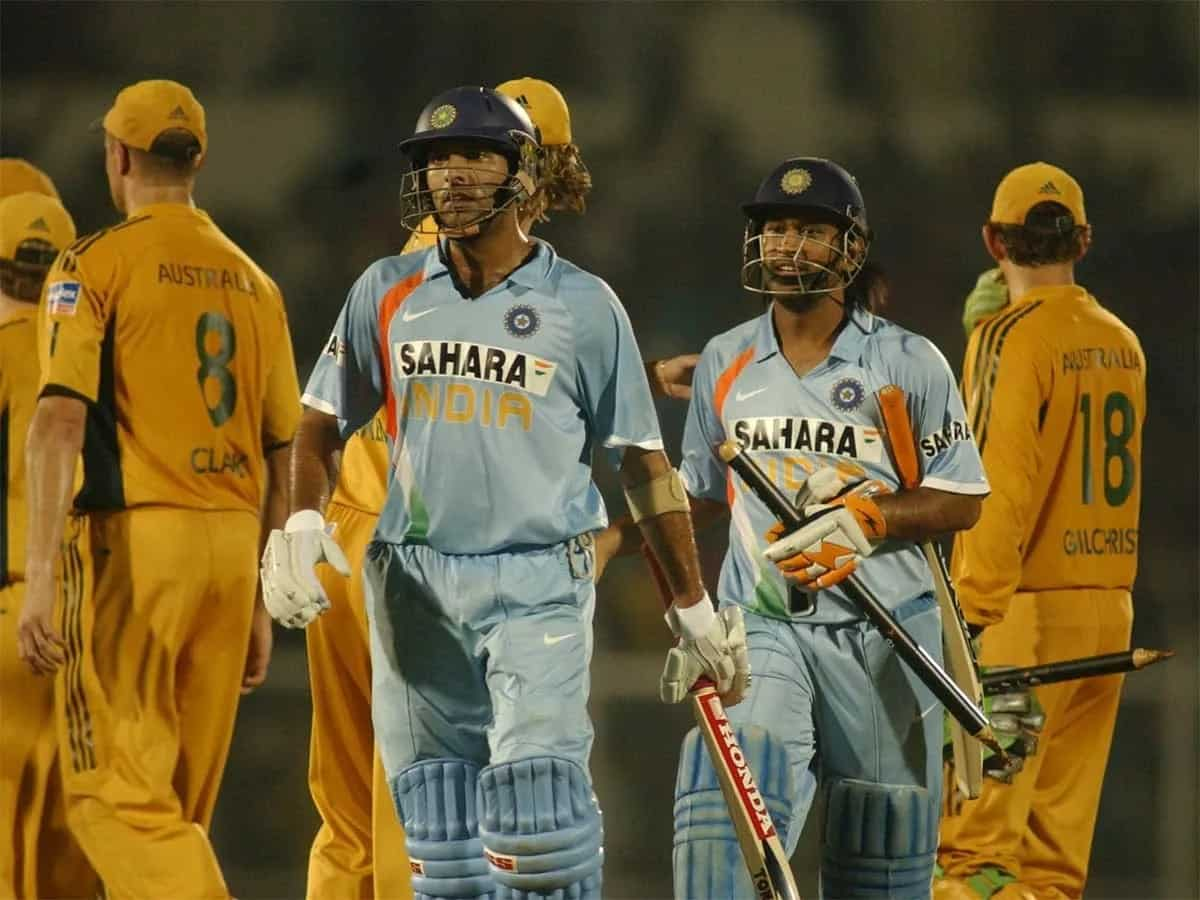 Cricket Image for Was Expecting To Captain India In 2007 T20 World Cup But Dhoni's Name Was Announce