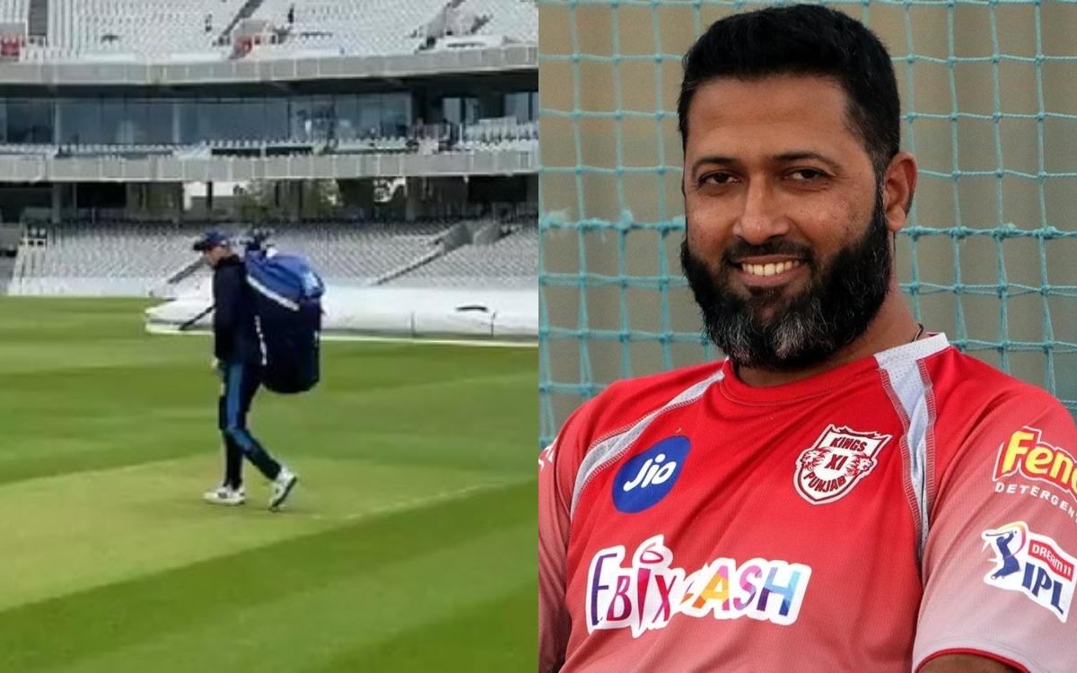 Cricket Image for 'लगता है इंग्लैंड ने हरा-भरा कबाब ऑर्डर किया है' वसीम जाफर ने लिए इंग्लिश टीम के म