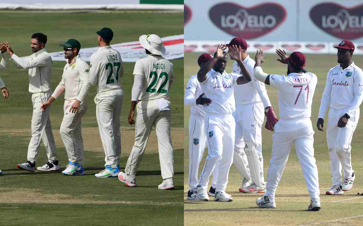 Cricket Image for WI v SA, 1st Test Preview: West Indies Look To Pounce On Unsettled South Africa