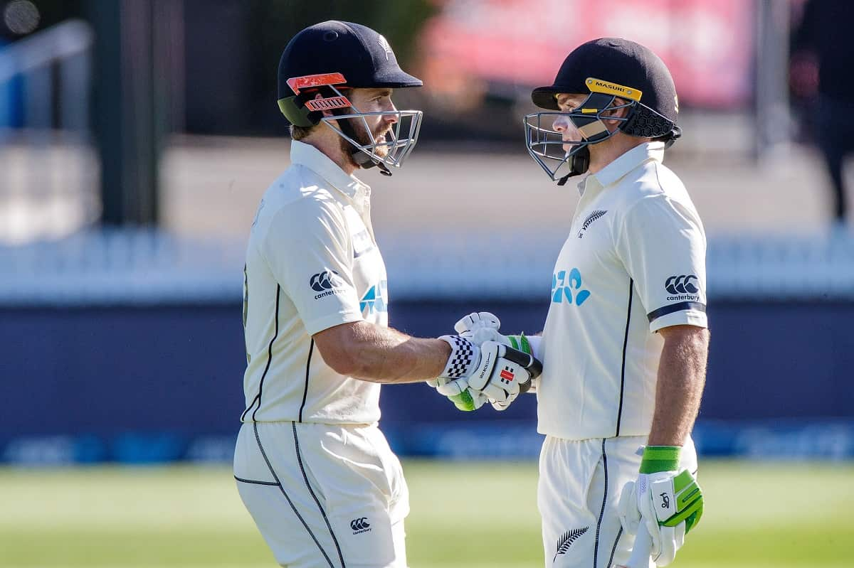 Cricket Image for Williamson 'Recovering Well', Likely To Be Fit For WTC Final, Says Tom Latham