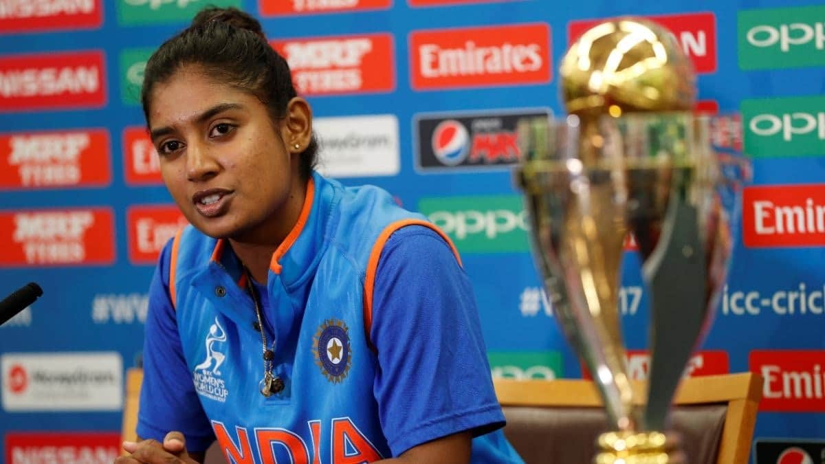 Cricket Image for Women's Cricket Needs Media Support, Can't Forego Press Conferences: Mithali Raj