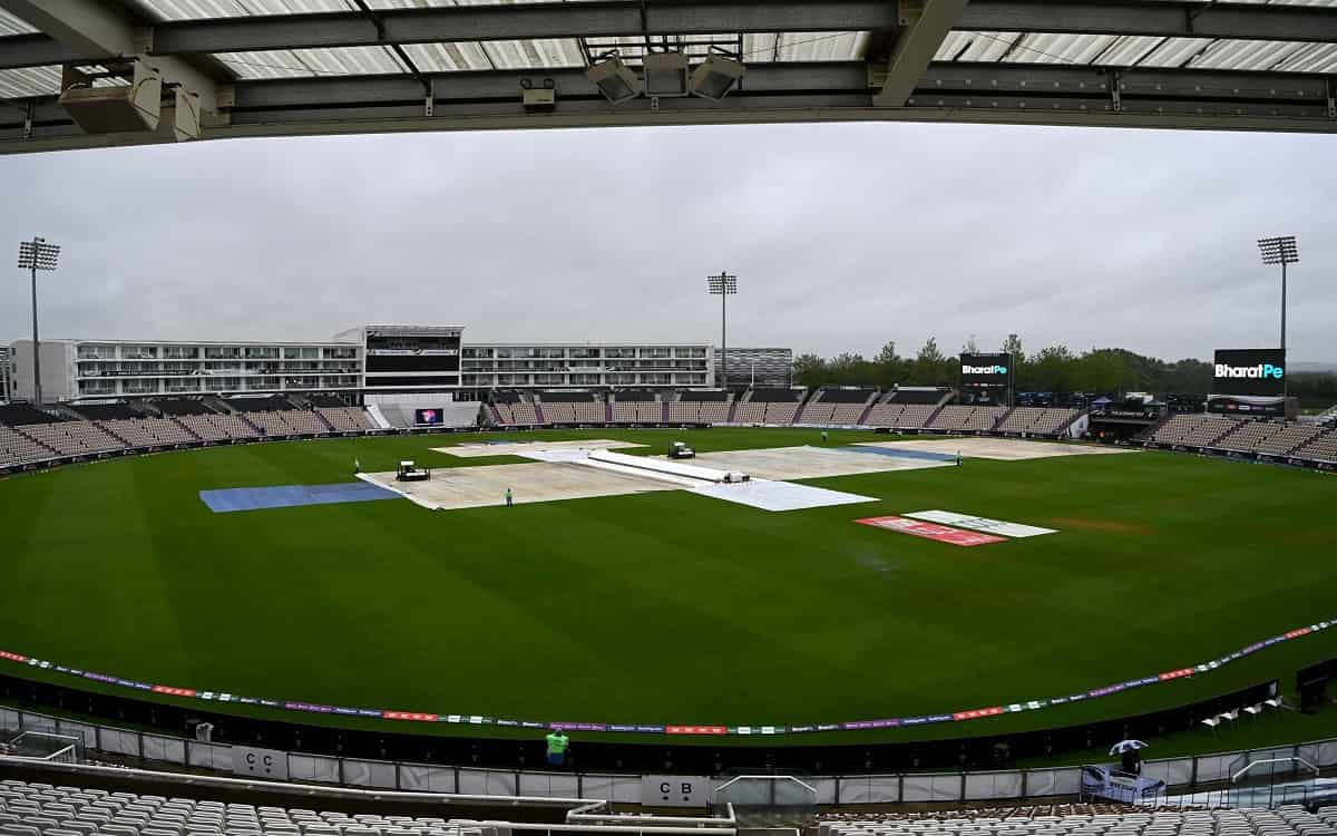 Cricket Image for WTC Final Could Overrun Into Unusual 6th Day
