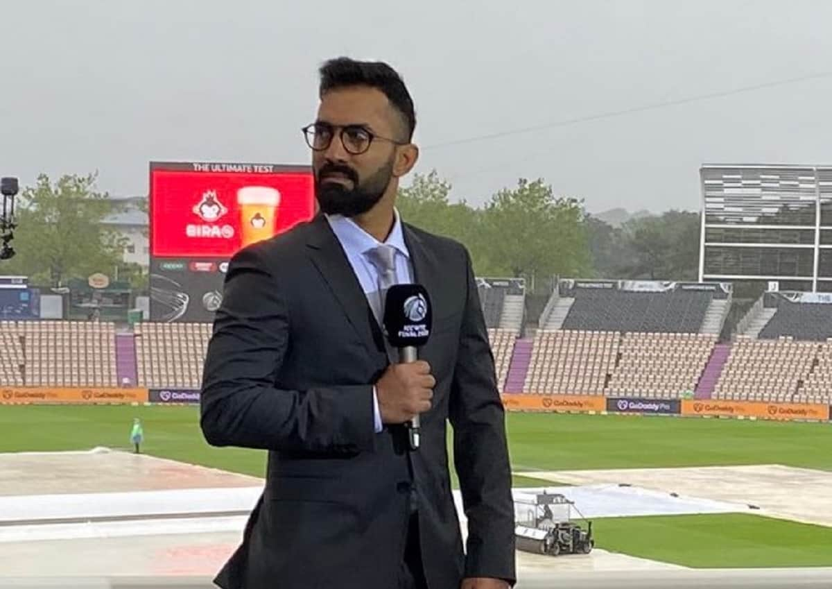 Cricket Image for WTC Final: Dinesh Karthik Impresses Fans On His Commentary Debut