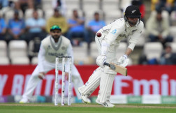 WTC Final: India-New Zealand Share Honors In 2nd Session, Score 36/0