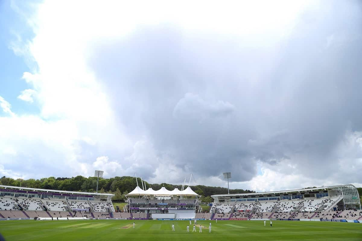 Cricket Image for WTC Final Pitch At Southampton Has Been Favoring Seamers In 2021 County Matches