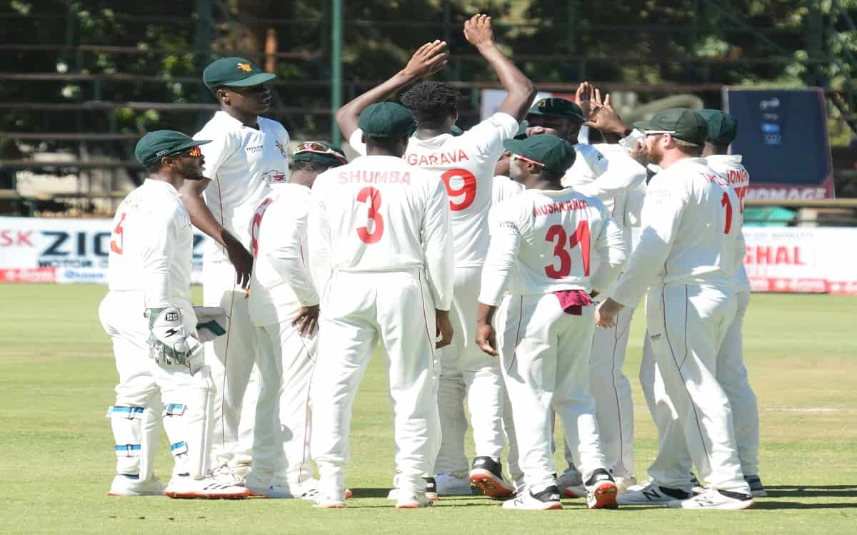 Zimbabwe will host Bangladesh cricket team amidst the havoc of Corona for test cricket